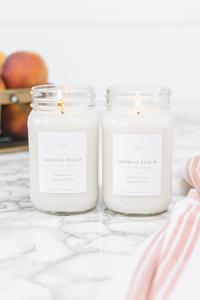 Georgia Peach by Antique Candle Co.
