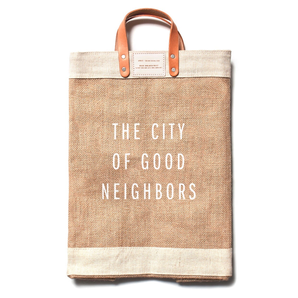 The City of Good Neighbors Tote