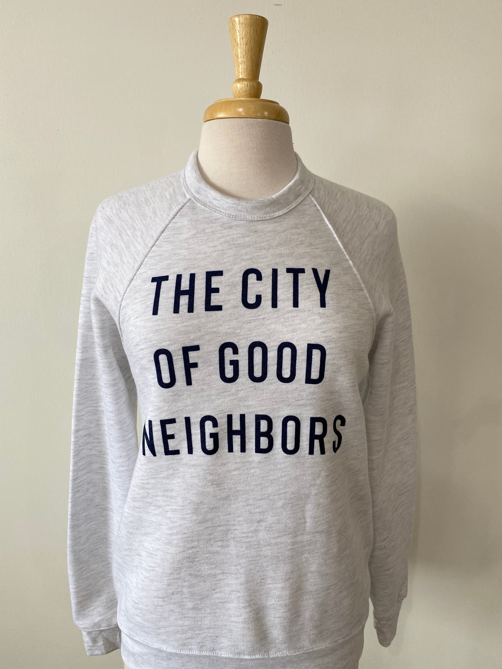The City of Good Neighbors - Ash/Navy