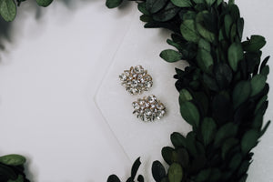 Chloe Clip On Earrings