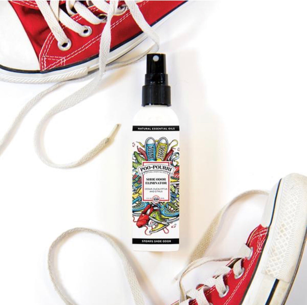 Poo~Pourri Shoe~Pourri Odor Eliminator