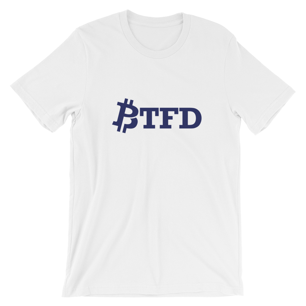 BTFD Bitcoin Private Short-Sleeve Unisex T-Shirt