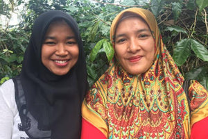 Sumatra Ipak Bensu (FTO, Woman Producer Program)
