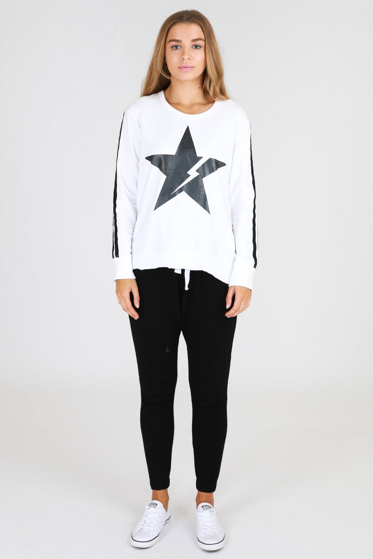 Thunder Star Sweater