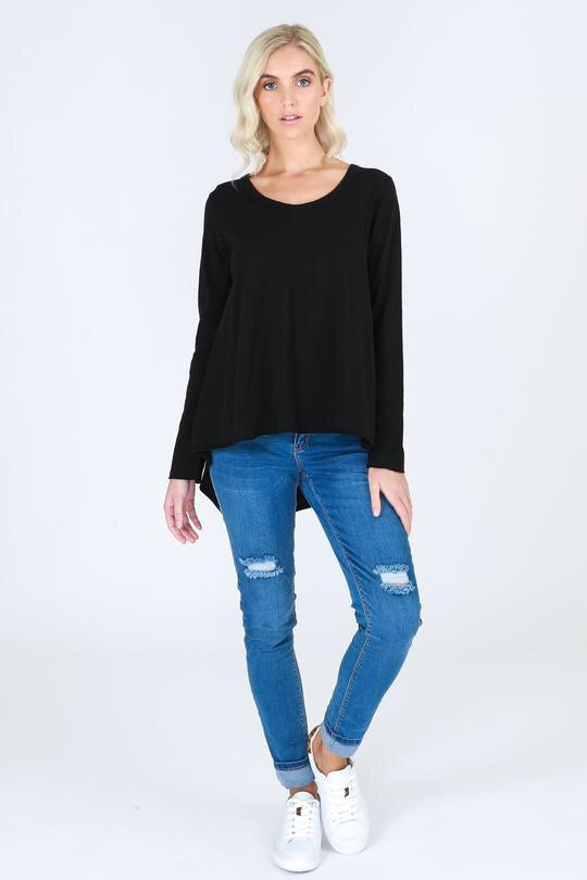 Black Willow Tee