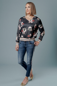 Floral Billy Top