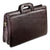 Jack Georges University Collection #2296 Double gusset top zip tri-pocket portfolio Briefcase