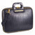 Bombata Bag Gold Cocco Bombata briefcase for 15.6 inch laptop Arezzo by Fabio Guidoni