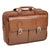 McKlein S Series 1557 Irving Park Pebble Grain Calfskin Leather Laptop Case