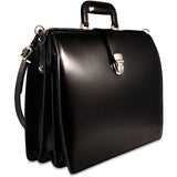Jack Georges Elements Classic Leather Briefbag #4505