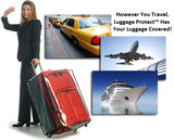 Luggage Protect Luggage Cover - Large
