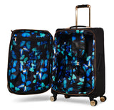 Ted Baker Albany Small 4 Wheel Cabin Trolley Black