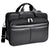 McKlein R Series 8398 Walton Leather Expandable Double Compartment Laptop Case