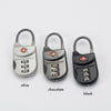 Briggs & Riley Accessories TSA Cable luggage Lock Metal Olive ACC-W14-7