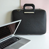 Bombata Bag Murano Weaved Bombata Briefcase for 15 inch laptop by Fabio Guidoni