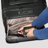 Briggs & Riley Torq QU221SP-74 International Carry-on Spinner Stealth