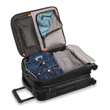 Briggs & Riley ZDX International Carry-on Expandable Spinner Black