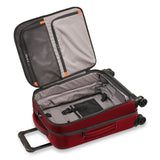Briggs & Riley ZDX International Carry-on Expandable Spinner Brick
