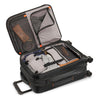 Briggs & Riley ZDX Domestic Carry-on Expandable Spinner Black