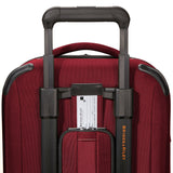Briggs & Riley ZDX Domestic Carry-on Expandable Spinner Brick
