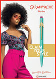 Caran d'Ache 849 Claim Your Style Limited Edition Ballpoint Pen