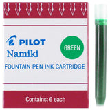 Pilot Fountain pen Ink Cartridges IC100