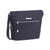Hedgren SOURCE RFID LARGE VERTICAL CROSSBODY Black