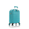"Heys Neon 21"" Spinner Carry-on Aqua"