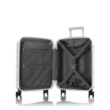 "Heys Neon 21"" Spinner Carry-on White"