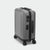 Zero Halliburton Edge Lightweight Continental Carry-On Case Gray