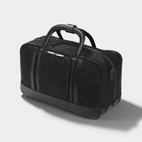 Zero Halliburton Journal Collection Nylon Satchel Black