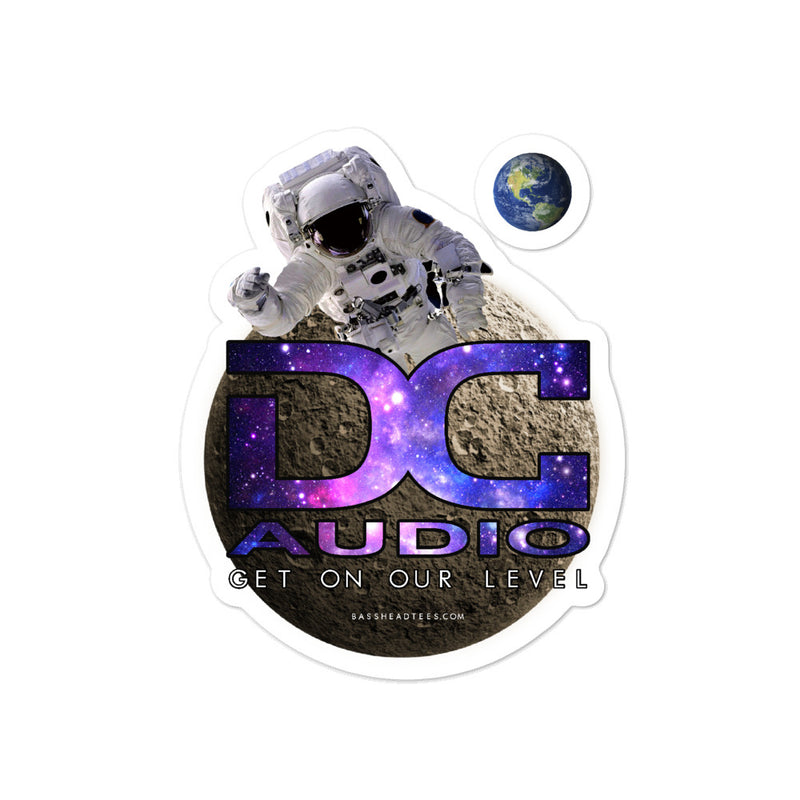 DC GALAXY Bubble-free sticker
