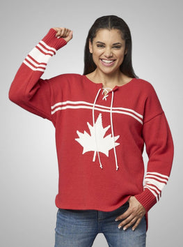 Canada Hockey Sweater