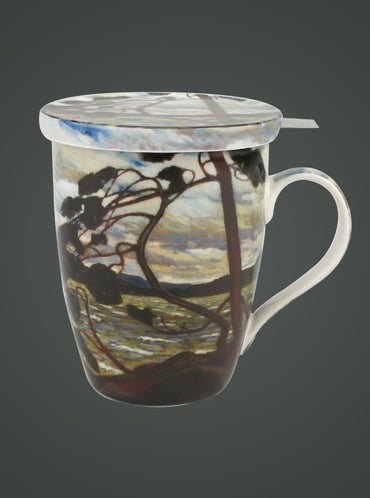 West Wind Tea Mug & Infuser
