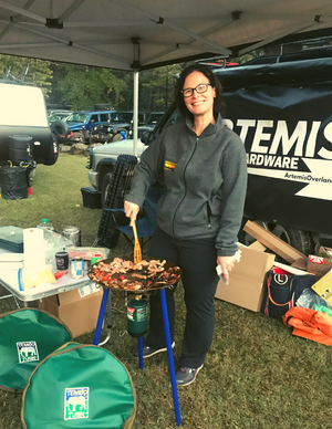 Dr. Artemis (the Mom) Chooses Her Top Gear Picks from Artemis Overland