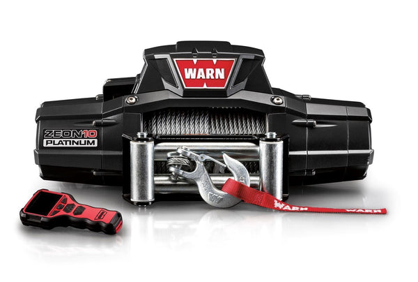 Warn Industries ZEON Platinum 10 10,000 lb Recovery Winch - 92810