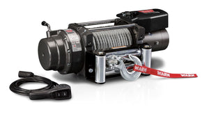 Warn Industries 16.5ti Thermometric 16,500lb Self-Recovery Winch - 68801
