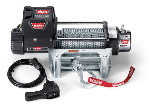 Warn Industries 9.5XP 9,500lb Self-Recovery Winch - 68500