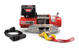Warn Industries 9.0Rc 9,000lb Rock Crawling Winch - 71550