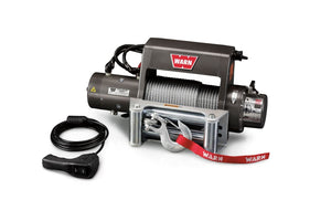 Warn Industries XD9000i 9,000lb Self-Recovery Winch - 27550