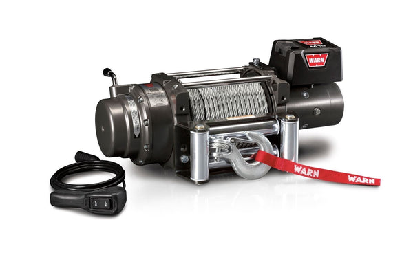 Warn Industries M15000 15,000 lb Self-Recovery Winch - 47801