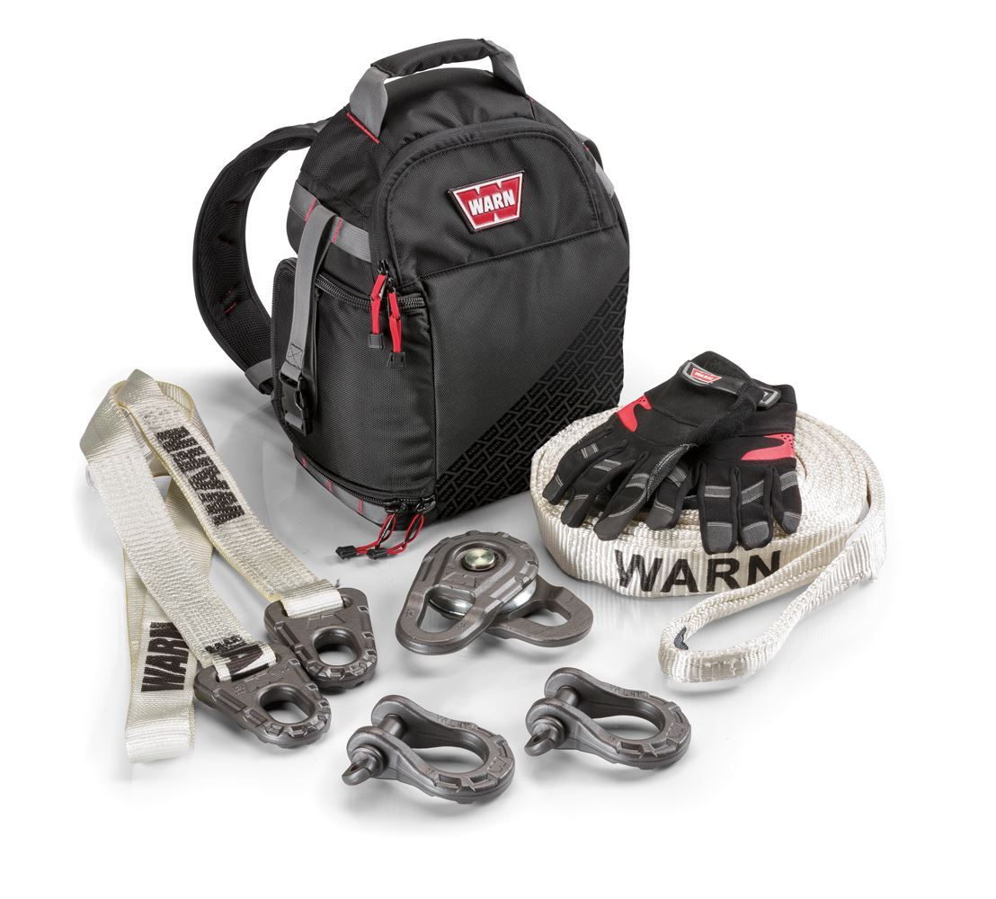 Warn Industries Medium-Duty Epic Recovery Kit - 97565