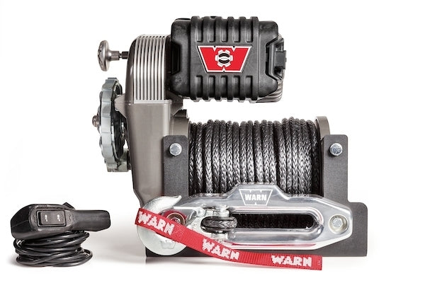 Warn Industries 8274 70th Anniversary Limited Edition 10,000lb Winch - 101070