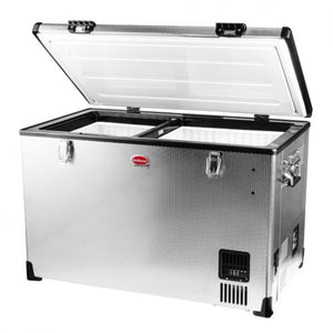 SnoMaster Low Profile Series (LP66) Stainless Steel | AC/DC | Fridge/Freezer