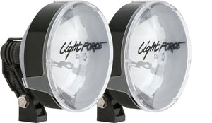 "Lightforce Striker 7"" High Mount - 12V 100W - Twin PK"