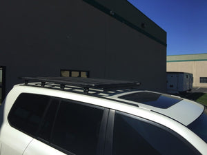 Toyota Land Cruiser 200 Series K9 Roof Rack Kit