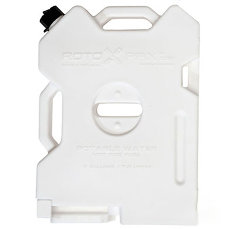 RotoPax 2 Gallon Water