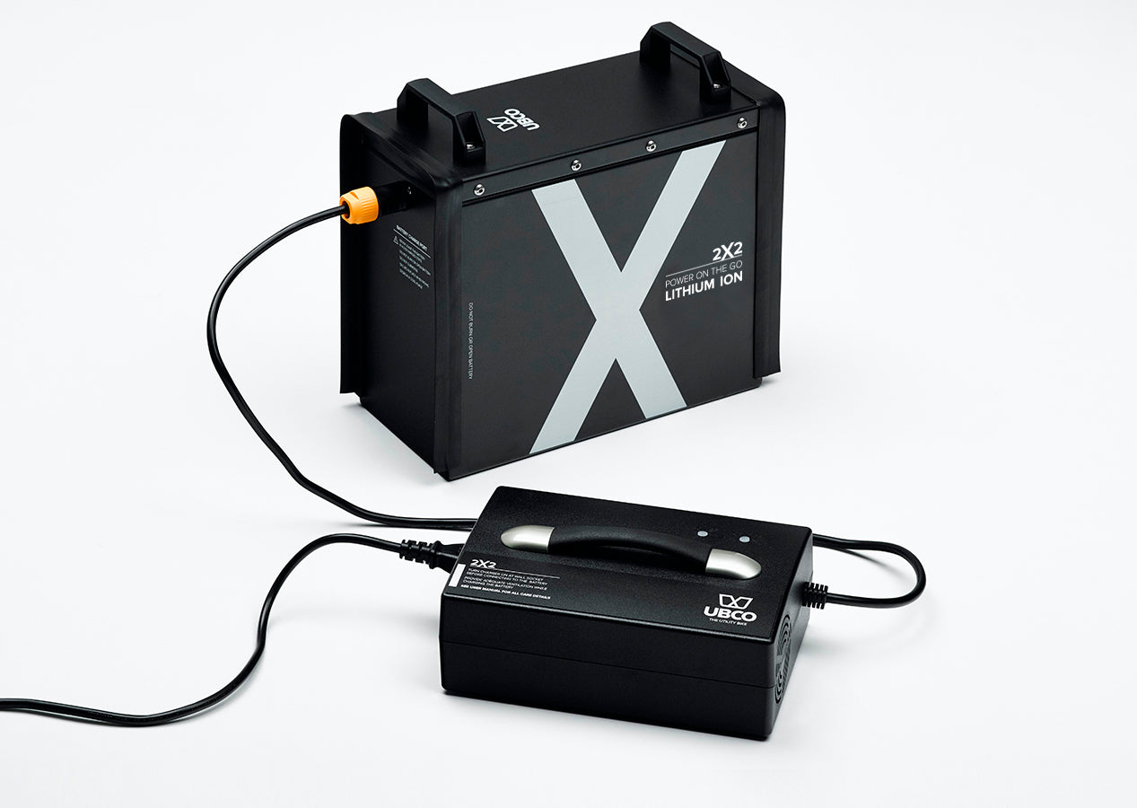 UBCO 2×2 SMART CHARGER