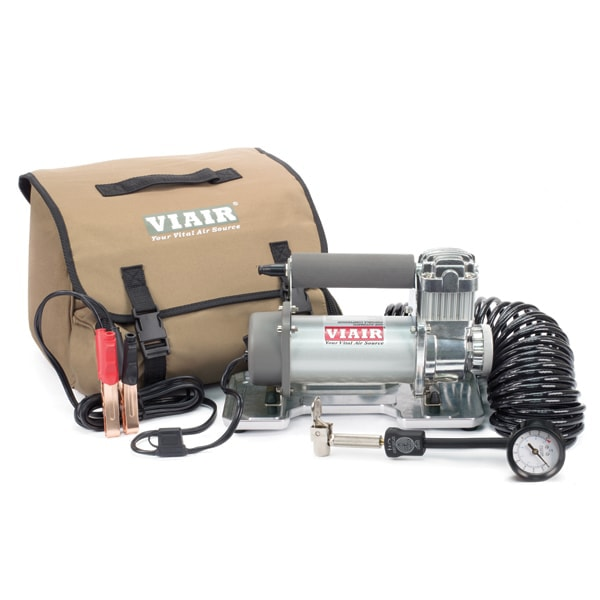 VIAIR 400P Portable Compressor Kit (12V, 33% Duty, 150 PSI)