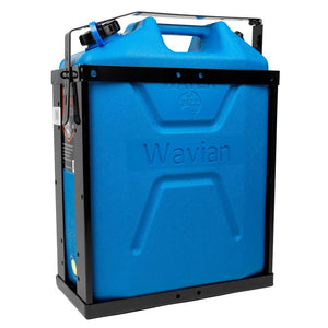 5 Gallon Jerry Can Mounting System (Fits Wavian or Any 20L Can) Pre Order for End of July Delivery